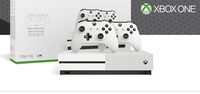 Used Xbox one s 2TB 1game 2 controller in Dubai, UAE