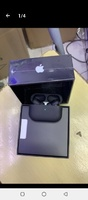 Used Apple Airpods Pro Black Master Copy in Dubai, UAE