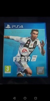 Used Fifa19 ps4 game in Dubai, UAE