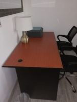 Used Study Table with 2 chairs in Dubai, UAE