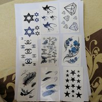Used Tatoo Stickers - Waterproof in Dubai, UAE
