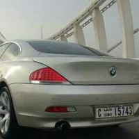 Used BMW 6 SERIES 2007 (SINGLE OWNER)    in Dubai, UAE