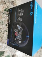 Used Logitech g29 ps4 in Dubai, UAE