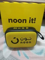 Used Portable Bluetooth Speaker Black/Yellow in Dubai, UAE