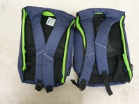Used Men's waterproof backpack x2🙏 in Dubai, UAE