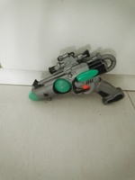 Used Toy gun for kids ages 3 to 5 in Dubai, UAE