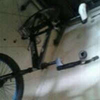 Used bicycle with stand polished nice in Dubai, UAE