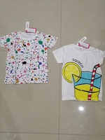 Used 2 new kids t shirt 4-5 years old in Dubai, UAE
