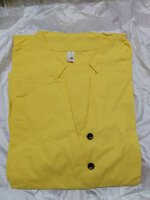 Used YELLOW DRESS. SIZE M in Dubai, UAE