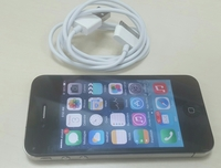Iphone 4,16GB, Excellent Condition, Slightly Used,No Scratch.With USB Cable
