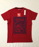 Used 2BS0132 PUMA Men's Shirt (Red) in Dubai, UAE