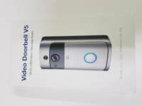 Used Remote video secure doorbell x1 in Dubai, UAE