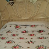 Used Ikea King Size Steel Bed in Dubai, UAE