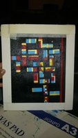 Used Abstract collectable art size :17 ×20 cm in Dubai, UAE