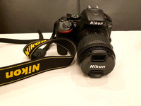 Used Nikon D5600 in Dubai, UAE