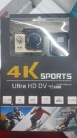 Used Sport cam water proof with wifi ultra HD in Dubai, UAE