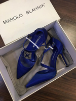 Used Brand New Manolo Shoes in Dubai, UAE