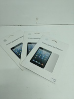 Screen guard for ipad 5pcs