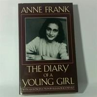 Used Anne Frank The Diary Of A young girl in Dubai, UAE
