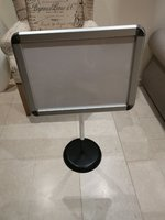 Used Board stand in Dubai, UAE