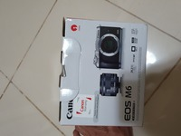 Used Camera Canon mirrorless EOS M6 in Dubai, UAE