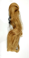 Elegant ponytail 27-613 Golden