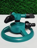 Used Automatic Garden Sprinkler + Stones in Dubai, UAE