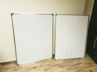 Used 2 white boards💥💥SALE💥💥 in Dubai, UAE