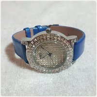 Elegant HYj blue watch