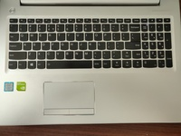 Used Lenovo IdeaPad 510 Intel i7 processor in Dubai, UAE