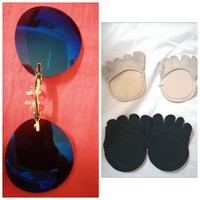 Used Frameless clip glass + insole Pads in Dubai, UAE