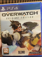 OVER WATCH Ps4 Cd