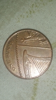 Used One penny coin in Dubai, UAE