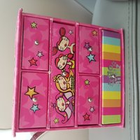 "Used Storage ""go girlz"" xoxo cute for girls. in Dubai, UAE"