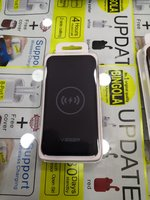 Used Veger Wireless power bank Black 20000mAh in Dubai, UAE
