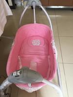 Used Electronic Baby CRADDLE with music. NEW. in Dubai, UAE