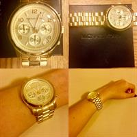 Used authentic Michael Kors Women Watch - Its Used With  in Dubai, UAE