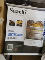Used Electric oven sealed in Dubai, UAE