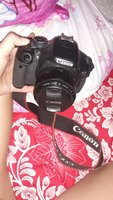 Used Canon eos Dslr 600d with prime lens. in Dubai, UAE