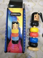 Used Funny Unbreakable Wooden Man Magic Toy, in Dubai, UAE