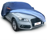 NAVY CAR COVERS 7 PIECES