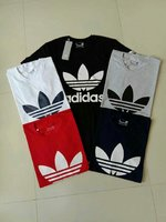 Used Adidas tshirt large 5 pcs in Dubai, UAE