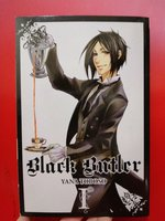 Used Black butler Manga book in Dubai, UAE