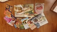Used Cooking Books 12pcs in Dubai, UAE