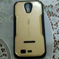 Used samsung galaxy s4 i face back cover in Dubai, UAE