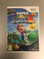 Used Super Mario Galaxy 2 - Wii Nintendo in Dubai, UAE
