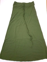 Ladies Skirt Green L
