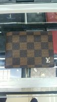 Used Checked Wallet for men Louis Vuitton in Dubai, UAE