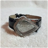 Used DIOR watch black color with small stones in Dubai, UAE