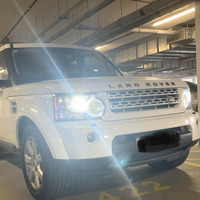Used Under Dealer Warranty Land Rover 2013 in Dubai, UAE